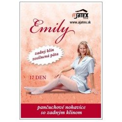 Emily - zosilnená päta a...